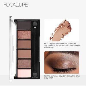 Focallure Makeup - BNIB FOCALLURE  EYESHADOW PALETTE